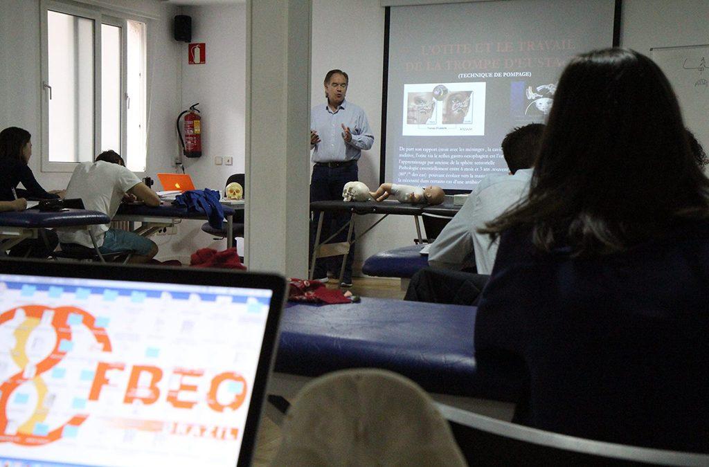 Postgrado de formación en Osteopatía Pediátrica